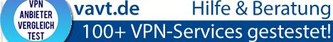 VPN-Anbieter-Vergleich-Test Hilfe & Beratung zur Privatsphäre