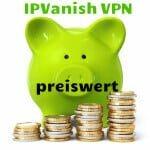 IPVanish VPN sparschwein e