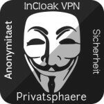 InCloak VPN Anonymous