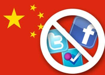 China Zensur im Internet OHNE VPN