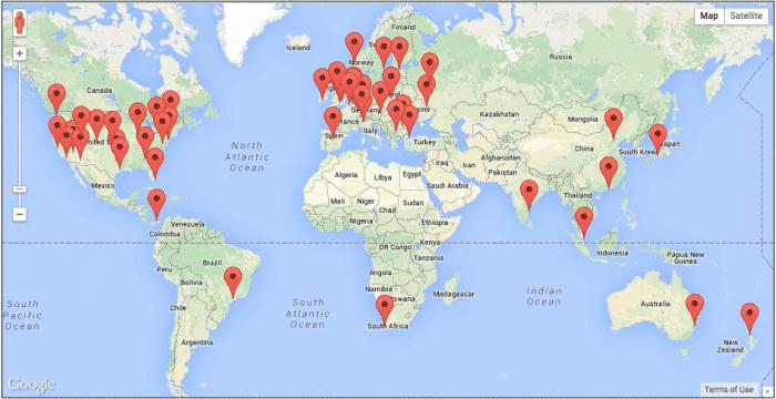 Paysafecard Standorte