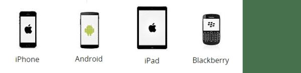 PureVPN _Apps für Android, Apple iOS, BlackBerry
