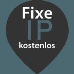 Eine fixe/statische IP-Adresse kostenlos, so geht`s!