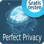 Perfect-Privacy VPN Hochentwickelte schweizer Anonymität und Privatsphäre