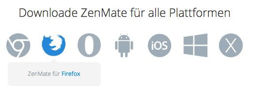 zenmate_software_installation
