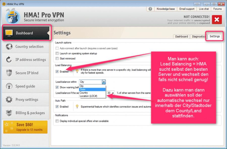 HideMyAss VPN Anleitung in Deutsch 10