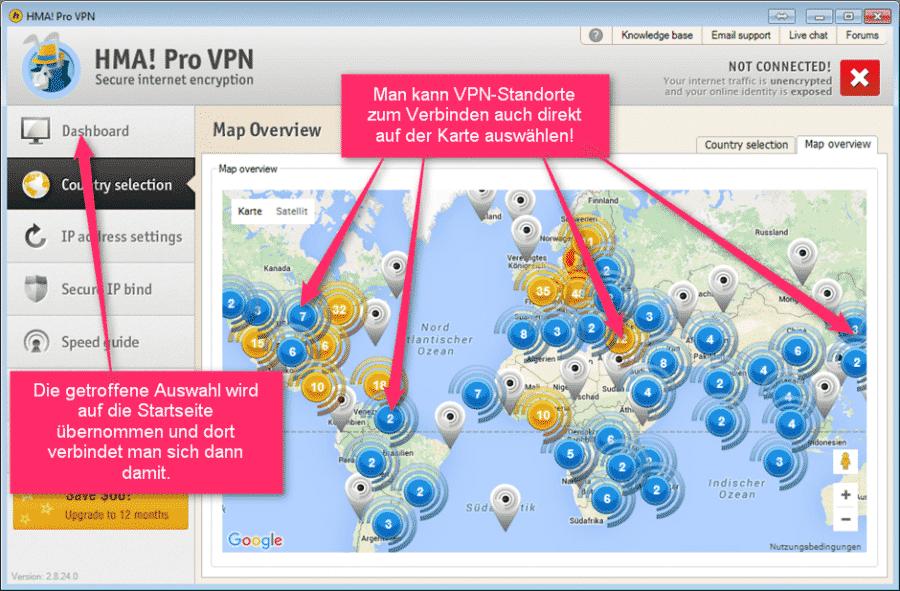 HideMyAss VPN Anleitung in Deutsch 3