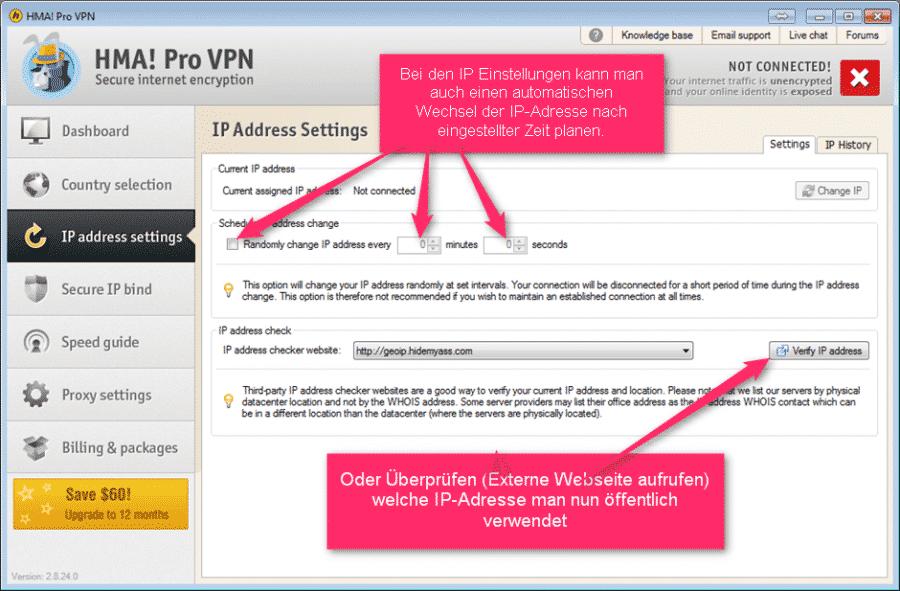 HideMyAss VPN Anleitung in Deutsch 4