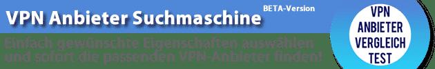 Die VPN-Suchmaschine