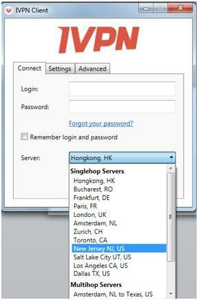 iVPN-Windows-Client