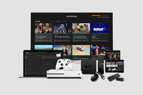 Zattoo Apps & Anwendungen für viele Geräte
