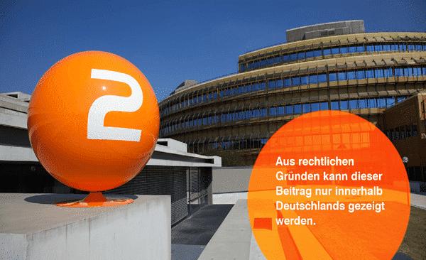 ZDF Live im Ausland