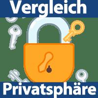 VPN Vergleich Privatsphäre