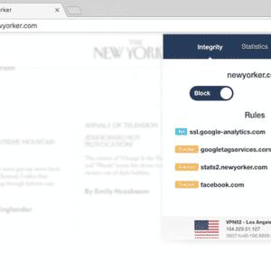 oVPN Browser Erweiterungen