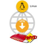 Linux VPN mit Fritzbox verbinden