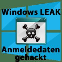 Windows Login LEAK