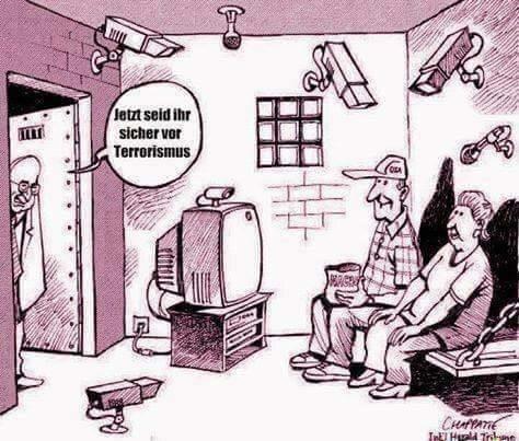 Sicher vor Terror!