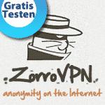 ZorroVPN Logo Gratis Testen