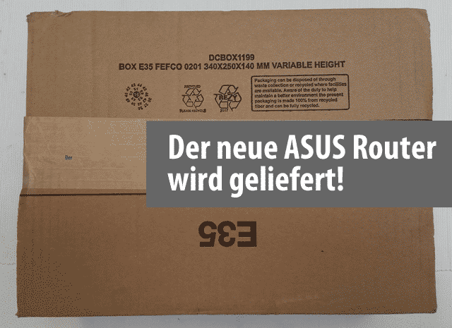 Asus router with VPN