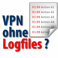 VPN ohne Logfiles