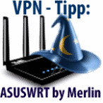 "Anleitung: Asus WLAN Router mit ""ASUSWRT by Merlin"" & OpenVPN"