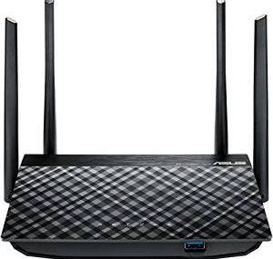 RT-AC58U - Preiswert (ca €89) - Gigabit LAN, Reichweite bis 90m2