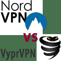 """Vergleich """"NordVPN"""" mit """"VyprVPN"""" Wer bietet die beste Leistung?"""