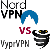 NordVPNvsVyprVPNTest Vergleich