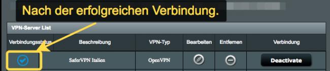 Anleitung: SaferVPN auf einem ASUS Router einrichten (Kostenloser Test) 16