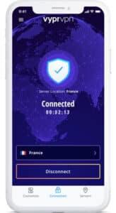 VyprVPN für iOS