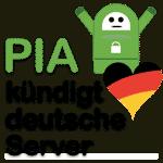 PrivateInternetAccess PIA kündigt deutsche VPN-Server