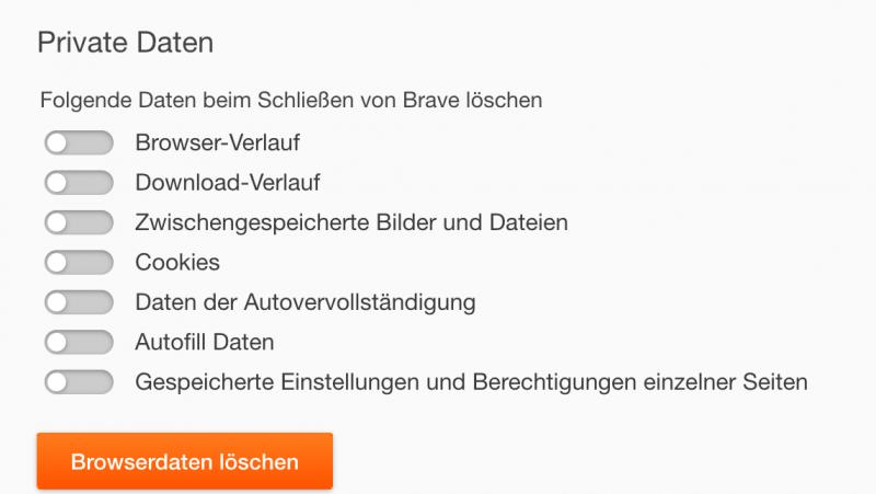Test: Brave Browser blockiert Werbung & schützt vor Überwachung (Fingerprints) 2