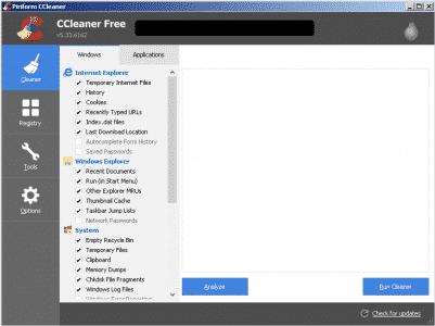 CCleaner enthält Schadsoftware