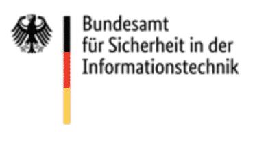 Logo BUndesamt für Sicherheit und Informationstechnik