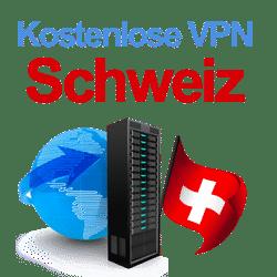 Kostenlose VPN am Standort Schweiz