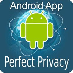 Perfect PrivacyVPNAndroidApp