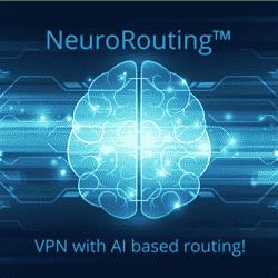 Neurorouting™vonPerfect Privacy