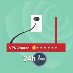 VPN für das Hotel - Schutz vor Abmahnungen ohne Einschränkungen. 2