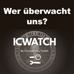 ICWATCH Transparency