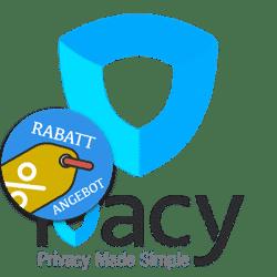 IvacyVPN Discount Logo