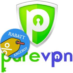 PureVPN Rabatt Logo