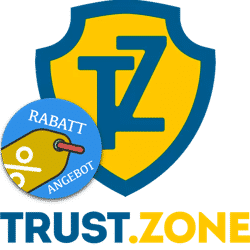 Trust.Zone VPN Rabatt Logo