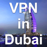 VPN in Dubai Logo