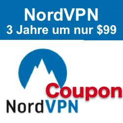 NordVPN Rabatt Coupon