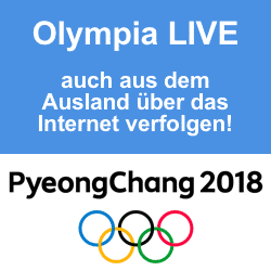 Olympiade 2018 live im Internet ansehen