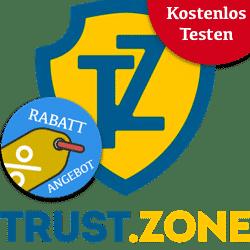trustzonevpn rabatt testen logo