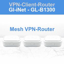 glinet GL B Mesh logo