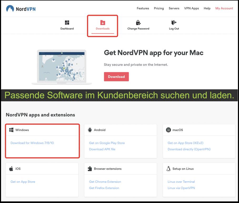 nordvpn anleitung deutsch macos