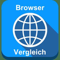 Der große Browser Vergleich
