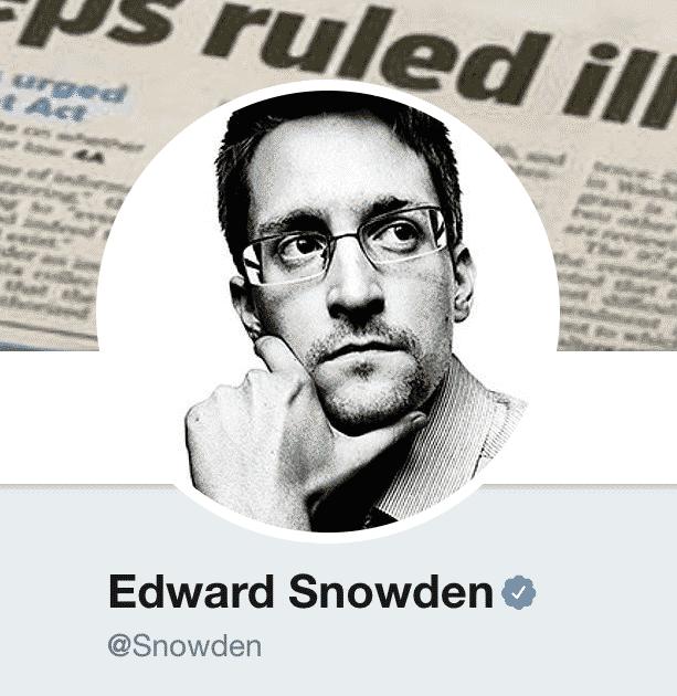 5 bizarre und spannende Statements von Edward Snowden